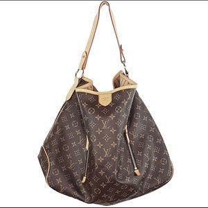 Authentic Louis Vuitton delightful GM
